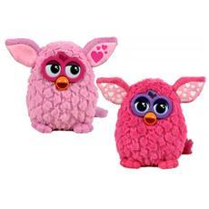 Peluche Furby Pink colore rosa o fucsia cm H 14