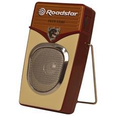 Radio portatiletascabile FMAM old stile vintage