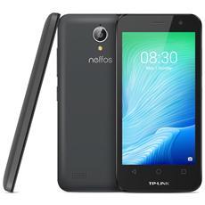 "Neffos Y5L Grigio 8 GB Dual Sim Display 4.5"" Slot Micro SD Fotocamera 5 Mpx Android Italia"