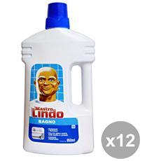 Set 12 Bagno 950 Ml. Detergent