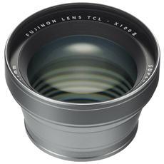 Teleconverter TCL-X100 II per Fotocamera X100F colore Silver