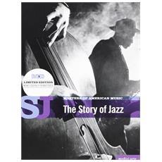 John Coltrane / Miles Davis / Various - Master Of American Music - The Story Of Jazz (Dvd+Cd)