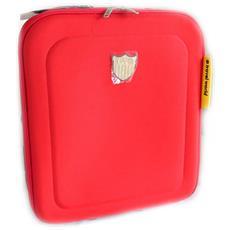 trolley bag '' rosso (50 cm) - [ l9898]