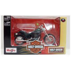 Modellino Moto Maisto-1/18 Harley Davidson 2002 Fltr Road Glide