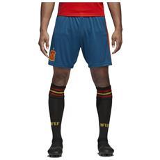 Spain Home Short Da Calcio Spagna Uomo Taglia S