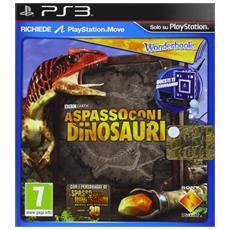 PS3 - Wonderbook - A Spasso con i Dinosauri (Software per Playstation Move)