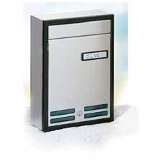 Cassetta Postale in Alluminio e Ferro