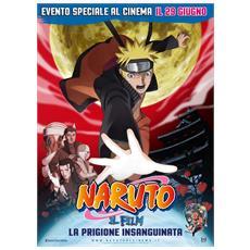 Dvd Naruto-il Film-la Prigione Insanguin