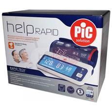 Pic Help Rapid - Misuratore Di Pressione Digitale Da Braccio - Top Di Gamma