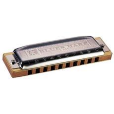 Blues Harp 20 Voci Sol Ms-system Richter. Corpo In Legno, Un'ottima Scelta Per Suonare Il Blues. - Blues Harp Sol