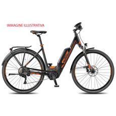 City Bike Elettrica Trekking Macina Sport Sicx5i 10v Uomo - Shimano Deore Bosch
