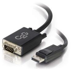 2.0m DisplayPort M / VGA M, 2m, DisplayPort, VGA (D-Sub)