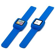 Slap - Cinturino flessibile per iPod nano 6G - Blu