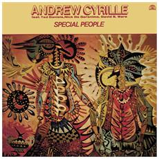 Andrew Cyrille Quart - Special People