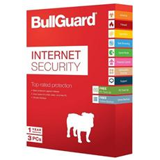 Internet Security, 1Y, 3PC 1anno / i