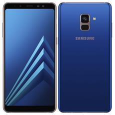 SAMSUNG - Galaxy A8 (2018) Blu 32GB 4G / LTE Impermeabile...