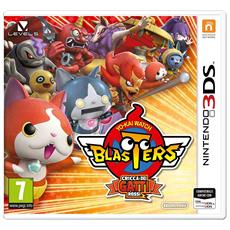 3DS - Yo-Kai Watch Blasters: Cricca Gatti Rossi - Day one: 07/09/18