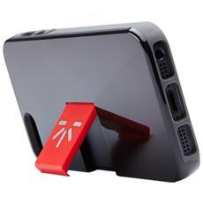 CL5-1700 Cover Nero, Rosso custodia per cellulare