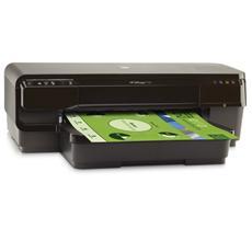 HP - Officejet 7110 Stampante Inkjet a Colori A4 33 Ppm (B / N) 29 Ppm (Colore) Usb Wireless Lan