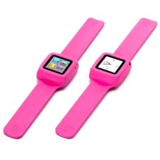 Slap - Cinturino flessibile per iPod nano 6G - Rosa