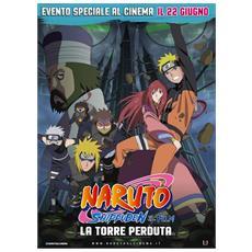 Dvd Naruto-il Film-la Torre Perduta