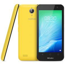 "Neffos Y5L Giallo 8 GB Dual Sim Display 4.5"" Slot Micro SD Fotocamera 5 Mpx Android Italia"