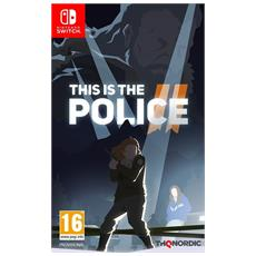 THQ - Switch - This is the Police 2 - Day One: DIC 18