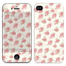 Hard Case + Skin per iPhone 4/4S