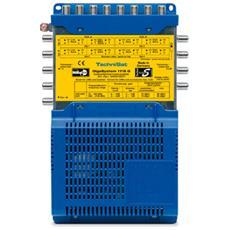 GigaSystem 17/8 G, Satellite, Terrestre, Analogico, 230V, 50/60 Hz