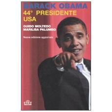 Barack Obama. 44º presidente USA