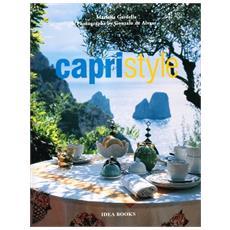 Capri style. Ediz. inglese