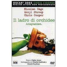 Dvd Ladro Di Orchidee (il)