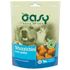 Snack per Cani Stuzzichini con pollo 100 gr