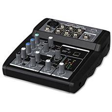 Pro Connect 502 Usb Mixer per Live Studio Karaoke