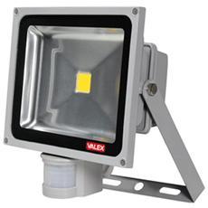 Proiettore Led Easy 30w L. calda Sensore