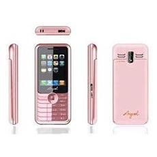 "Cellulare M600 Colore Rosa Dual SIM Display 2"" Fotocamera"