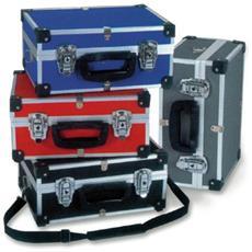 Valigia Valigetta Alluminio Portattrezzi Porta Utensili 320x230x155