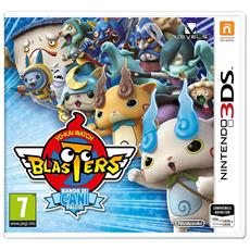 3DS - Yo-Kai Watch Blasters: Banda Cani Pallidi - Day one: 07/09/18