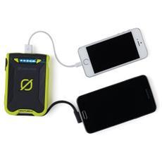 Venture 30, Nero, Verde, Universale, Ioni di Litio, 7800 mAh, Solare, USB, 8,25 cm