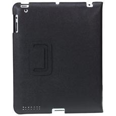 IPD2FBK Custodia a libro Nero compatibile Apple iPad 2