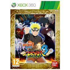X360 - Naruto Shippuden Ultimate Ninja Storm 3 Full Burst Edition