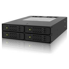 """MB994SP-4SB-1, 6,35 cm (2.5"""") , SATA, SATA, Nero, 4 cm, 6 Gbit / s"""