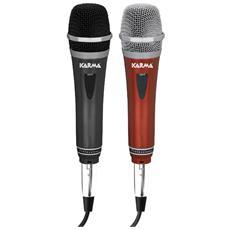 DM 522 Kit 2 microfoni dinamici