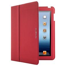 Tabzone iPad Ultraslim Punched rosso