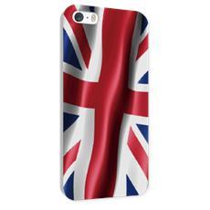 Cover Bandiera Regno Unito iPhone 5/5S