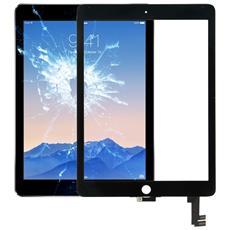 Ricambio Touch Screen Apple Ipad Air 2 A1566 A1567 Wifi E 3G Vetro Tablet Bianco + Kit Attrezzi