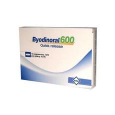Byodinoral 600 16,125g