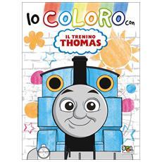 Trenino Thomas - Coloring