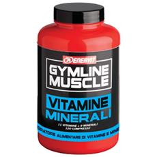 Vitamine Minerali Gymline Muscle Unica