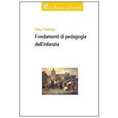 Fondamenti di pedagogia dell'infanzia